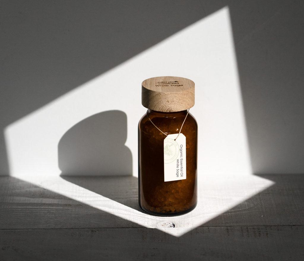 四角い光のイメージ写真