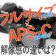 フルサイズとAPS-C解像感の違いは?α7III×α6400